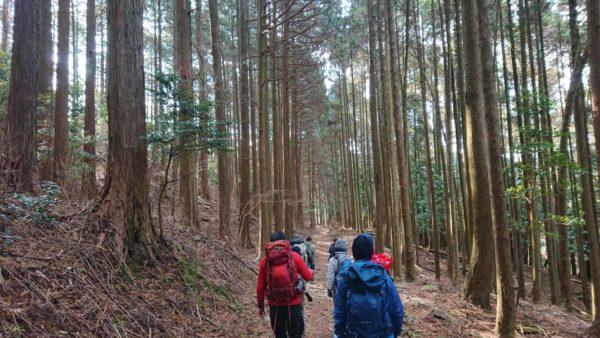 英彦山トレッキング途中⑥