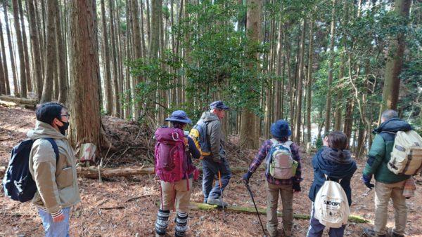 英彦山トレッキング途中⑦