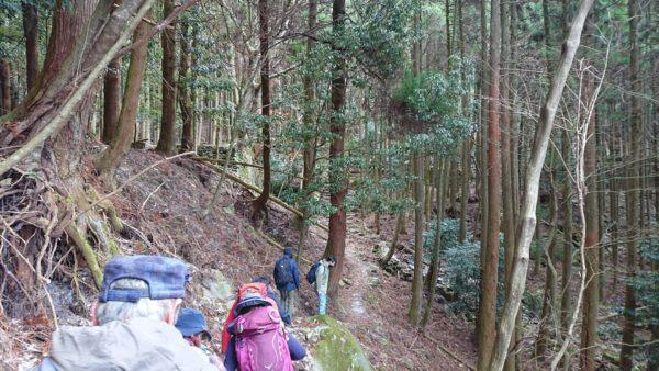 英彦山トレッキング途中⑧